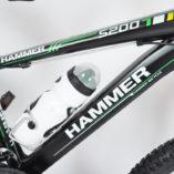 Купить 24-Хамер (Черно-Зеленый) 24-HAMMER (black-green)